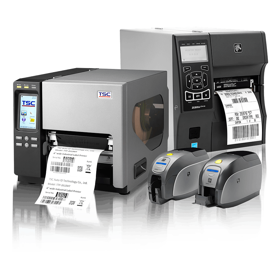 We help you find the right label printer - Grafokett